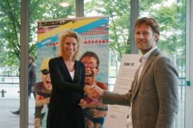 Le Credit Sportif partner van De Gezonde Sportkantine
