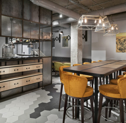Kitchen en bar moskou 431x420