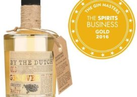 Twee keer goud voor jenever 'By the Dutch'