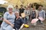 Bronzen plak voor Bie de Tantes in Terras Top 100 2016