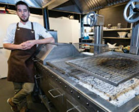 De favoriete keukenhulp van Merlijn van der Kroft: The Beast