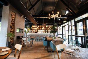Foto's: Bistronoom in Woerden met inpandige kas