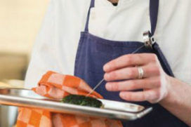 De favoriete keukenhulp van Tom Barrett: de naald