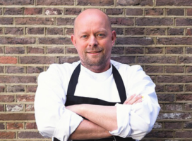 Andrès Delpeut nieuwe executive chef Bridges