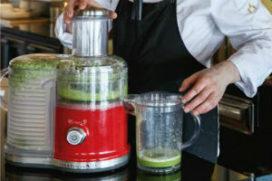 De favoriete keukenhulp van Bob Staal: de sapcentrifuge
