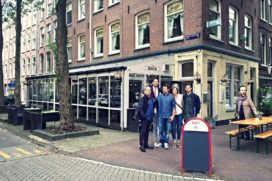 Alain Caron start eigen restaurant in Amsterdam