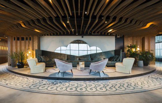 Adam tower adamco 18th floor amsterdam interior design by tank tommy kleerekoper sanne schenk photography by teo krijgsman 147 560x358