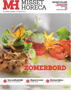 Cover augustusnummer Misset Horeca