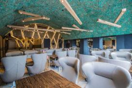 Foto's: FG Restaurant op nieuwe locatie
