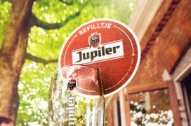 Refilltje van Jupiler: voor de gast die nog een biertje wil