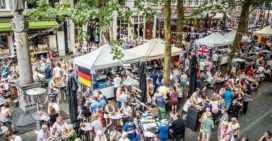 Werelds bierproeffestival in Breda