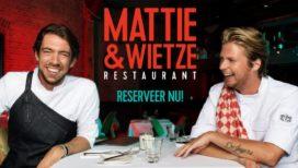 Dj's Mattie en Wietze openen restaurant