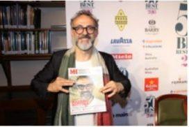 Massimo Bottura serveert voedselresten uit Olympisch dorp