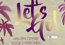 L1nda geeft citytrip cadeau tijdens zomeractie