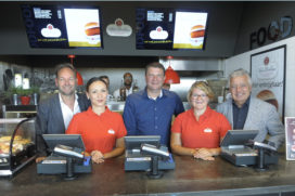 Van Dobben opent drie nieuwe eetcorners