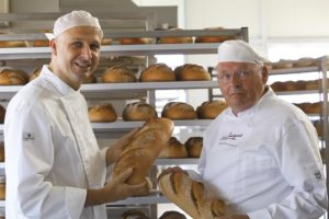 Spetterend Broodspektakel bij Carl Siegert