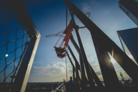 Europa's hoogste schommels geopend op A'Dam Toren