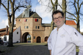 Michel van der Kroft 10 jaar aan de top