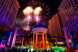 Hotel Caesars Palace viert jubileum met Gordon Ramsay