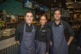 De Hollandsche Tuyn hoogste nieuwe binnenkomer in Cafetaria Top 100 2016-2017