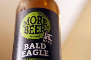 Bier en Spijs: Bald Eagle met Thaise curry