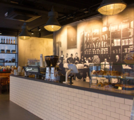 Koffie Top 100 2016 nummer 12: De koffiebar, Rotterdam