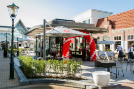 illy opent tweede Nederlandse espressobar
