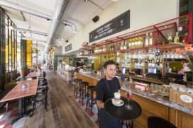 Koffie Top 100 2016 nummer 27: Vicini Arnhem, Arnhem