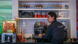 Koffie Top 100 2016 nummer 30: Nagelkerke, Oudenbosch