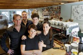 Koffie Top 100 2016 nummer 4: Coffeelicious Rotterdam, Rotterdam