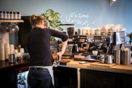 Koffie Top 100 2016 nummer 50: Blossom, Den Haag
