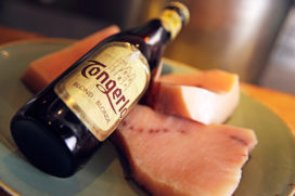 Bier en spijs: Tongerlo Blond met witvis