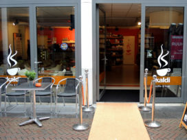 Koffie Top 100 2016 nummer 98: Kaldi Spijkenisse, Spijkenisse