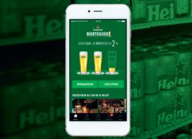 Horeca verdeeld over Biertegoed Heineken