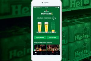 Heineken Biertegoed koppelt retail aan lokale horeca