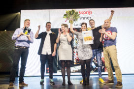 Publieksprijs Café Top 100 2016: opnieuw The Banner