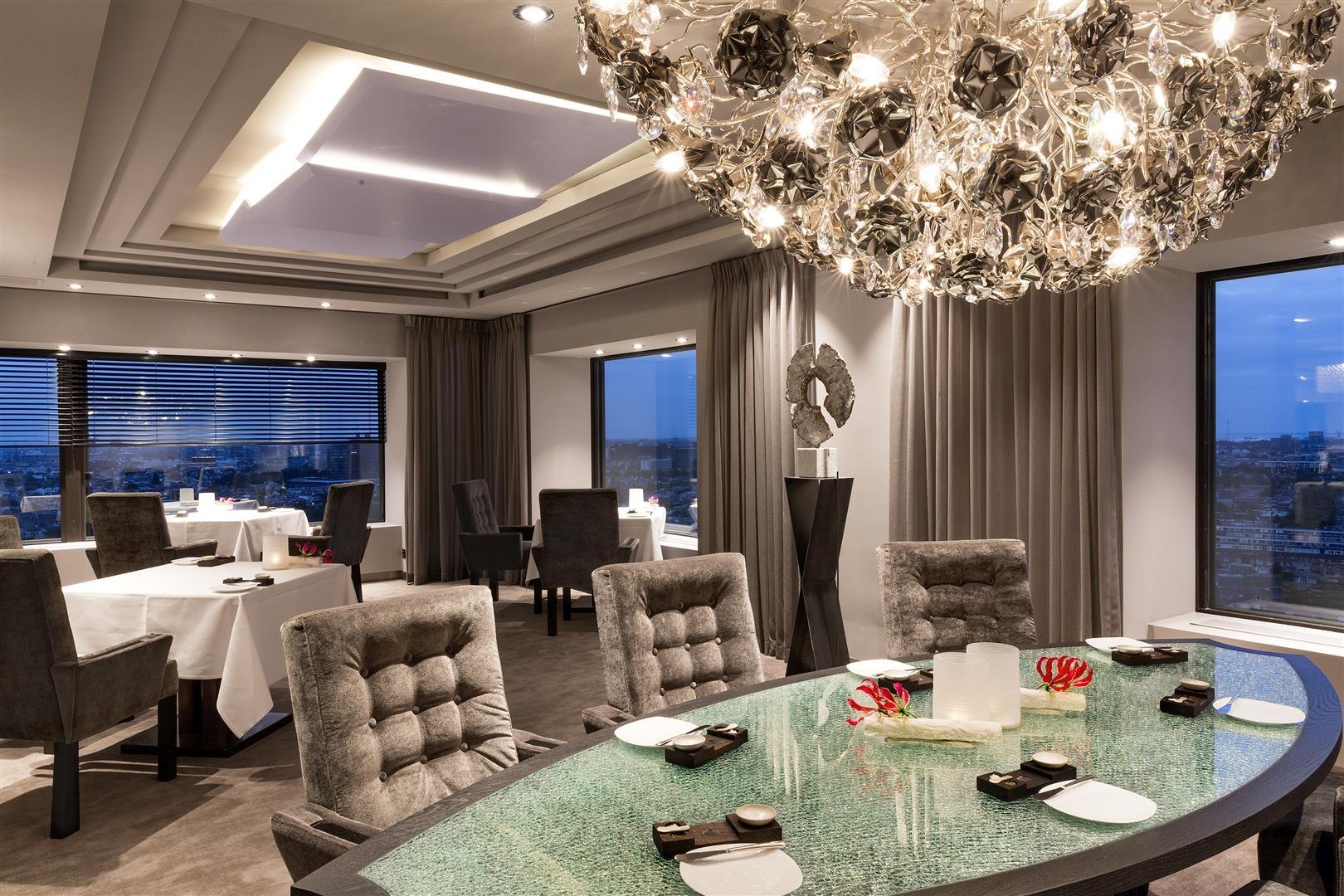 foto s vernieuwde ciel bleu misset horeca. Black Bedroom Furniture Sets. Home Design Ideas