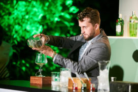 Kevin Kroon bij beste twaalf bartenders van de wereld