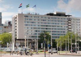Hilton Rotterdam aangewezen als rijksmonument
