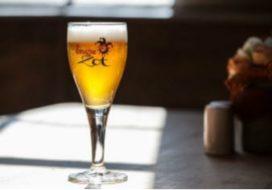 Bier stroomt nu onder Brugge via bierpijplijn
