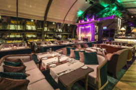 Foto's: The White Rabbit, nr. 18 World's 50 Best Restaurants