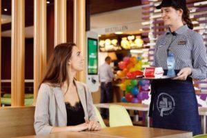 McDonald's serveert in 50 zaken aan tafel