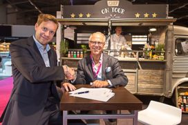 Bocuse d'Or Nederland sluit partnership met Chef
