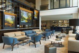 The Hague Marriott nu helemaal klaar