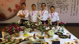 Team sterchef Han Ji tweede bij WK Chinese Gastronomie