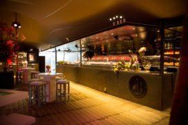 Topchefs in pop-up-visrestaurant Gastvrij Rotterdam