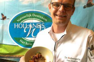Aubergerie in Amersfoort wint prijs Beste Ganzengerecht