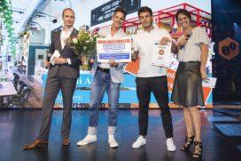 Vicini Arnhem 'enorm trots' op benoeming Mooiste Koffievenue in Koffie Top 100