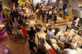 Deli XL opent Foodyard in Amsterdam