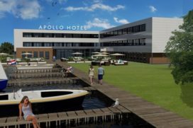 Apollo Hotels (her-) opent hotel in Vinkeveen
